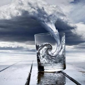 Сознание как стакан
